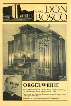 Graz/Gries, St. Johannes Don Bosco – Organ index, die freie Orgeldatenbank