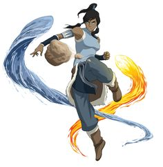Aang may be gone, but the Avatar lives in 'The Legend of Korra. Avatar Airbender, Avatar Aang, Team Avatar, Legend Of Aang, Avatar World, Water Tribe, Avatar Series, Korrasami, Character Sketches