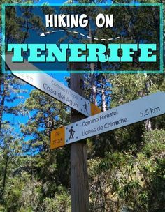 There are plenty of hiking opportunities in the Canary Islands, especially in Tenerife. You may automatically think of Mount Teide, but there is plenty more to check out, including incredibly deep and dark forests, beautiful paths full of Spanish moss and crazy trails with dramatic vistas.