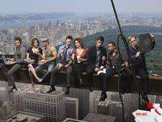 Brilliant pic of the CSI NY cast