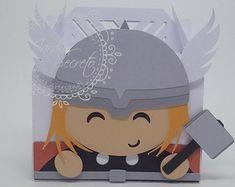 Caixa Vingadores - Thor