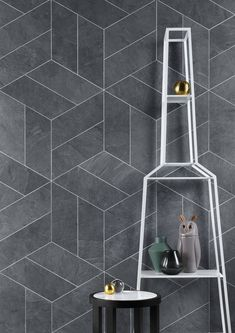 Porcelain stoneware wall/floor tiles with stone effect WATERFALL - @leaceramiche