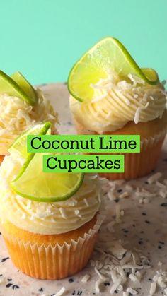Fun Baking Recipes, Cupcake Recipes, Sweet Recipes, Dessert Recipes, Cooking Recipes, Snacks, Cupcakes, Diy Food, Love Food