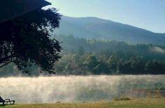 #brouillard#pix#rosée#lac#magic