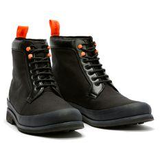 Harry Boot Black | Swims > MEN > Shoes