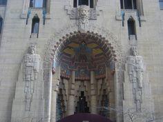 Corrado Parducci, Detroit's Architectural Sculptor