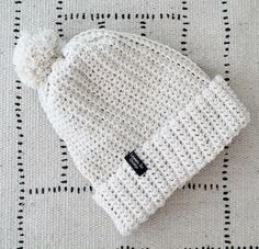 "Finnish ""hittipipo"" pattern is available now in english. Crochet Chart, Free Crochet, Knit Crochet, Crochet Beanie, Knitted Hats, Crochet Clothes, Diy Clothes, Fondant Baby Shoes, Knitting Patterns"