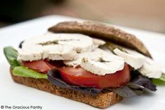 """Don't fill your sandwich with processed meats. Make your own """"deli meat"""" the easy way!"""