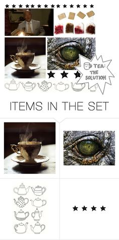 """""""Mr. Drake (40 Day Fandom Challenge: Day 7)"""" by peregrinetook ❤ liked on Polyvore featuring art, theLibrarians and 40dayfandomchallenge"""