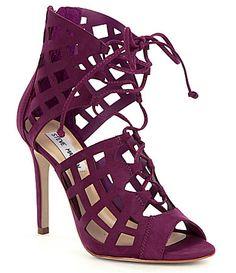 Steve Madden Sedduce Ghillie Dress Sandals #Dillards