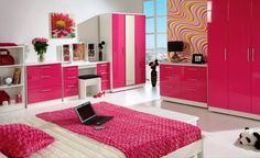 A girls room is a place where she can have absolutely all the privacy she needs to study, make-up and of course sleeping. Here we have Tips & Pictures for Girls Room Decorating Ideas...