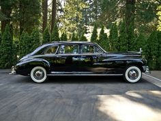 1947 Packard Custom Super Limousine, via Jay Hollenburger
