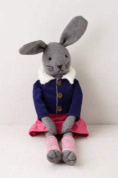 Aspen Bunny - anthropologie.com