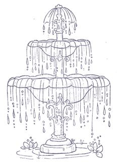 ..One of the prettiest fountain patterns I've come across. Lovely!!cj
