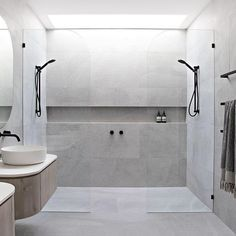 Bathroom inspiration, products and design! Diy Bathroom Remodel, Bathroom Renos, Bathroom Renovations, Small Bathroom, Bathroom Ideas, Colorful Bathroom, Shower Bathroom, Master Bathrooms, Bathroom Organization