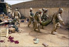 Us Marines Fight For Control Of A Bridge To East Of Baghdad. On April 2003 In Iraq. Us Marines Of The Battalion, Regiment, Fight Iraqi Forces To Gain Control Of Bridge To The East Of. Get premium, high resolution news photos at Getty Images Military Photos, Us Military, Iraq War, Powerful Images, April 7, Us Marines, Baghdad, Usmc, Warfare