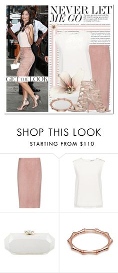 """GET THE LOOK (new contest)"" by queenrachietemplateaddict ❤ liked on Polyvore featuring Oris, STOULS, Finders Keepers, Chanel, Gucci, Carvela, GetTheLook and StreetStyle"