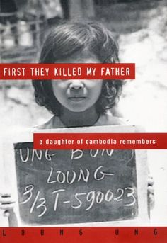 memoir of a girl growing up under the Khmer Rouge
