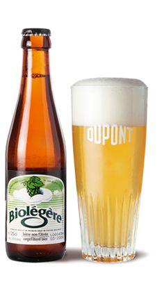 Brasserie Dupont - Dupont Biolegere(Saison) 3,5% pullo