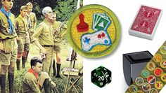 Boy Scouts of America Announces the Game Design Merit Badge