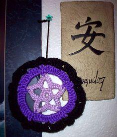 Ravelry: Pentacle Pentagram pattern by Scenna - free crochet pattern