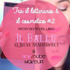 Tersicore: Tra il letterario & il cosmetico #2: Recensione de...