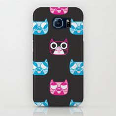 Dedicated to the lover of cats and kittens. With all the cuteness and positive vibes.<br/> gatto / katze / chat / Galaxy S7 case