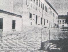 Daguerretype: Castelo de S. Jorge, Lisbon, 1842