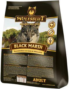 Wolfsblut Black Marsh mit Büffelfleisch direkt erwerben. Eure Hunde werden es Euch danken! #wolfsblut #healthfood24