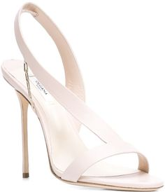 51b4f0faf Olgana Paris Amazone leather sandals Cute Heels