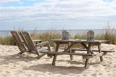 Beach picnic, anyone?  Truro, Cape Cod