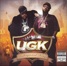 Ugk - Underground Kingz [Explicit Lyrics] (CD)