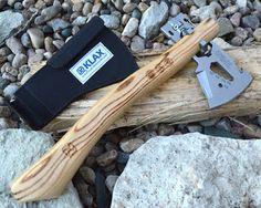 Klecker Knives KLAX Multi-Tool Axe Review