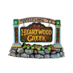 New!  Jim Shore Village for Department 56 Welcome To Heartwood Creek, Sign Accesssory Department 56 http://www.amazon.com/dp/B0051JJO48/ref=cm_sw_r_pi_dp_Rlwswb0G0V0ZW