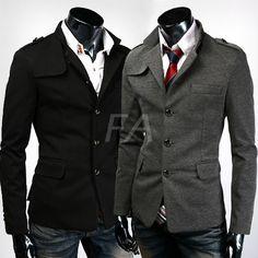 Veste Blazer Tunique Fashion Hommes http://www.fashionaccess.fr