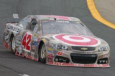 Jayski's® NASCAR Silly Season Site - 2015 NASCAR Sprint Cup Series #42 Paint Schemes