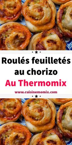 Thermomix rolled puff pastry with chorizo, right here is the way to prepare dinner it, right here is the thermomix recipe to make it at dwelling.