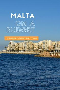 I've been in Malta a few weeks now and still have to explain that I'm not here on a vacation. …