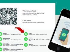Novità del giorno? Finalmente WhatsApp Web anche per i mela-addicted!  http://www.socialmedialife.it/social-media-news/mobile-app/whatsapp-web-anche-per-iphone/
