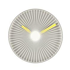 'Volta' clock  Laure Gremion / Alessi / ECAL