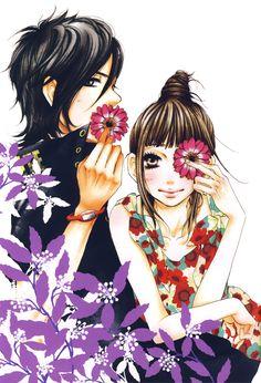 "Say ""I Love You"" Kanae Hazuki Artworks - Suki-tte Ii na yo. Manga Anime, Anime Art, Manga Love, Anime Love, Yamato And Mei, Dbz, Fairy Tail, Say I Love You, My Love"