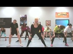 Everything you need to know about zumba ▶ Show Me How You Burlesque by Christina Aguilera Zumba Choreography - YouTube