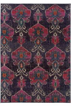 Jamboree Area Rug - a great contemporary area rug with amazing style!