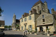 Domme | Les plus beaux villages de France - Site officiel