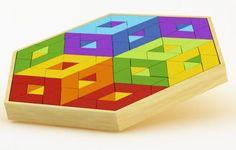 Shape tray