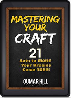 Mastering Your Craft by Oumar Hill is the Indie Book of the Week for September 27th, 2015!  http://indiebookoftheday.com/mastering-your-craft-by-oumar-hill