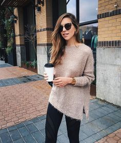 The softest sweater EVER @windsorstore www.liketk.it/272L2 #liketkit #windsorgirl #sweaterweather
