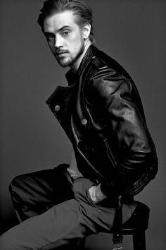 Boyd Holbrook, photographed by Mark Abrahams for V magazine, summer 2014.