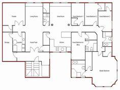 plan drawing floor plans online best design amusing draw how interior house
