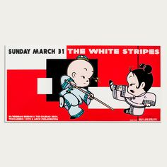 The White Stripes - Mar. 31st, 2002 at The Trocadero Theatre by Kozik
